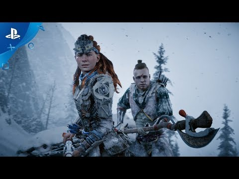 Horizon Zero Dawn: The Frozen Wilds   Launch Trailer   PS4
