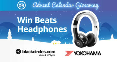 ADVENT COMPETITION DAY 6: Win Beats Heaphones