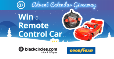 ADVENT COMPETITION DAY 7: Win a Lightning McQueen RC Car