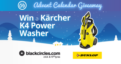 ADVENT COMPETITION DAY 9: Win a Karcher K4 Power Washer