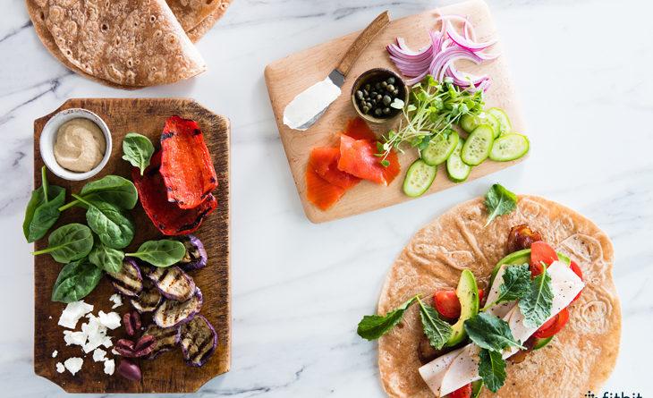Sandwich or Salad? That's a Wrap!
