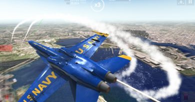 Blue Angels Aerobatic Flight Simulator Available Now on Xbox One