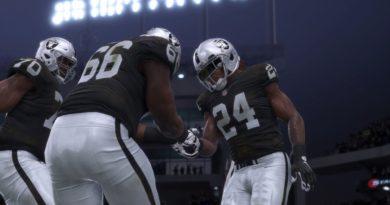 Marshawn Lynch Lends a Hand for Xbox One X Enhanced Madden NFL 18