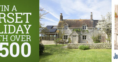 COMPETITION: Win a Dorset Family Holiday