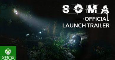 SOMA Xbox One Launch