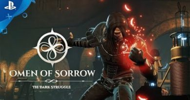 Omen of Sorrow - PSX 2017 Trailer | PS4 Exclusive