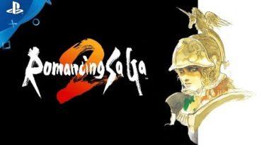Romancing SaGa 2 – Announcement Trailer   PS4, PS Vita