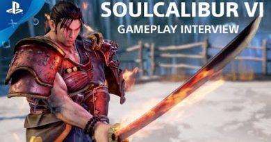 Soul Cailbur VI - Gameplay Preview | PS4