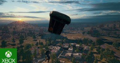 PLAYERUNKNOWN'S BATTLEGROUNDS Xbox Action Trailer