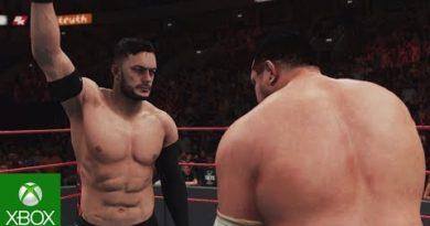 WWE 2K18 New Moves Pack Trailer