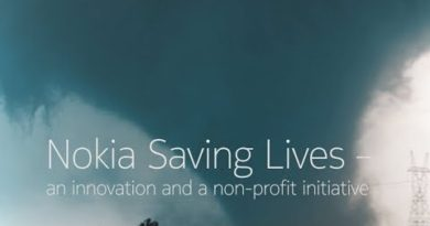 Nokia Saving Lives - an innovation and non-profit initiative
