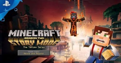 Minecraft: Story Mode – Season Two – Season Finale Trailer | PS4