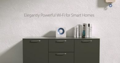 Blue Cave - Elegantly Powerful Wi-Fi for Smart Homes | ASUS