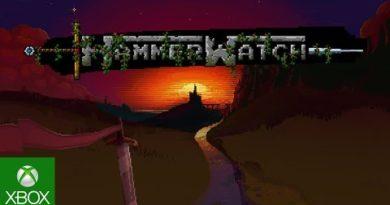 Hammerwatch - Xbox One Trailer