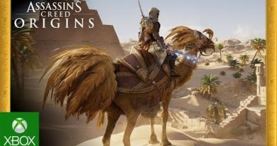 Assassin's Creed Origins: Final Fantasy XV - A Gift From The Gods | Trailer
