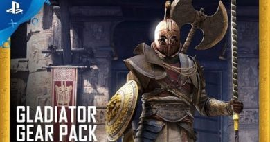 Assassin's Creed Origins - Gladiator Gear Pack | PS4