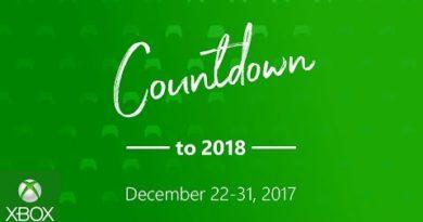 2017 Xbox Countdown Sale Promo