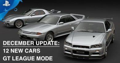 Gran Turismo Sport - December Update   PS4