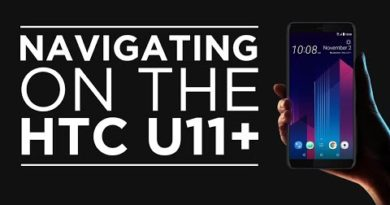 HTC U11+ | Easy Access to Your Favorite Apps & Functions