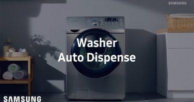 Samsung AddWash™ : Auto Dispense