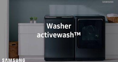 Samsung activewash™ : Active Wash