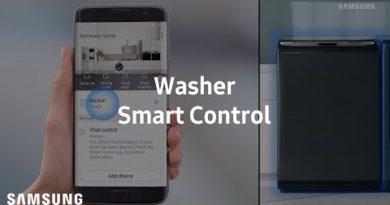 Samsung activewash™ : Smart Control