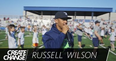 Microsoft Surface: Create Change - Russell Wilson