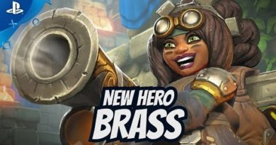 Orcs Must Die! Unchained - New Hero: Brass | PS4