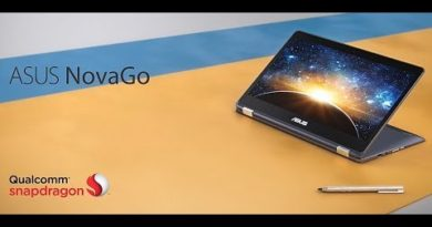 ASUS NovaGo- The always on, always connected 2-in-1 | ASUS
