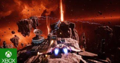 EVERSPACE Hardcore Mode Gameplay Trailer