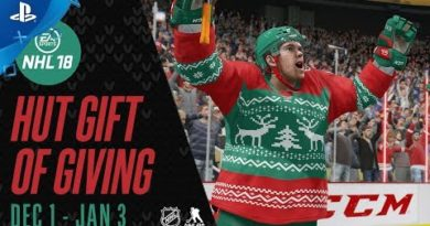 EA SPORTS NHL 18 - HUT Christmas | PS4