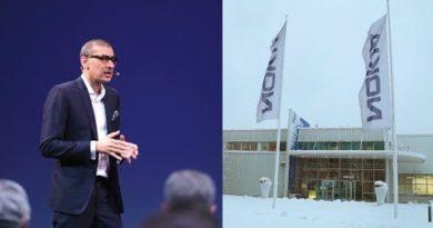 Nokia Industry Analyst Forum 2017 December in Finland