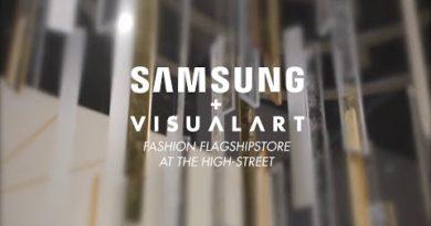 [Case Study] Samsung Visual Art : Kicks
