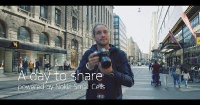 A day to share - powered by Nokia Small Cells | Tech edition
