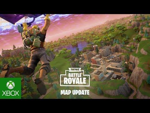 Fortnite Battle Royale Map Update Duncannagle Com