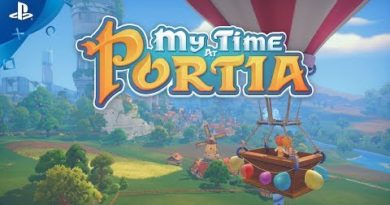 My Time at Portia - Announcement Trailer   PS4