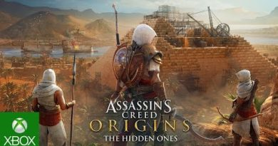 Assassin's Creed Origins: The Hidden Ones DLC - Story Expansion | Launch Trailer