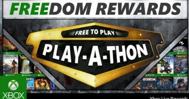 FREEdom Play-A-Thon
