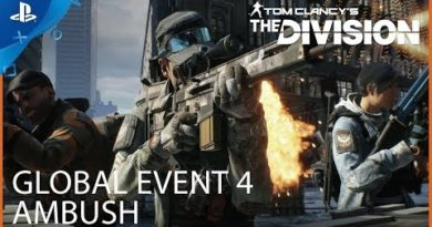 Tom Clancy's The Division: Global Event 4 - Ambush | PS4