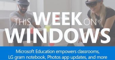 This Week On Windows: NEW devices for students, Photos App Choose a star and Age of Empires