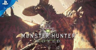 Monster Hunter: World - Launch Trailer | PS4