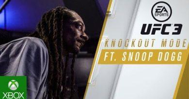 EA SPORTS UFC 3 | Knockout Mode ft. Snoop Dogg