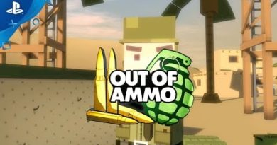 Out of Ammo - Launch Trailer | PS VR