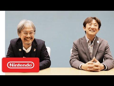 The Legend of Zelda: Breath of the Wild DLC Dev. Talk - ft. Mr. Aonuma & Mr. Fujibayashi