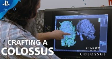 Crafting a Colossus: Behind the Scenes of Shadow of the Colossus | PS4