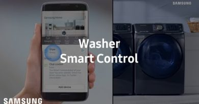 Samsung Dryer : Smart Control