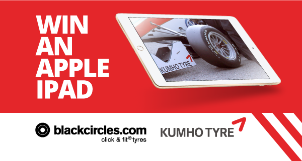 COMPETITION: Win an iPad courtesy of Black Circles
