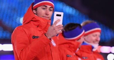 Olympians Capture the Excitement of the Olympics PyeongChang 2018 Opening Ceremony with the PyeongChang 2018 Olympic Games Limited Edition
