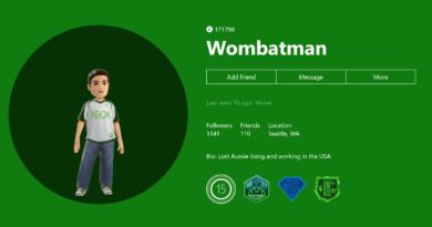 Meet Team Xbox's Brad Rossetti