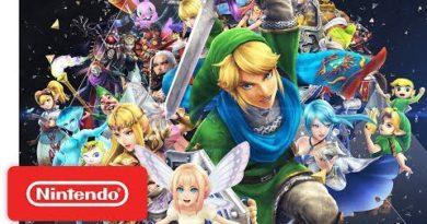 Hyrule Warriors: Definitive Edition Trailer 1 - Nintendo Switch